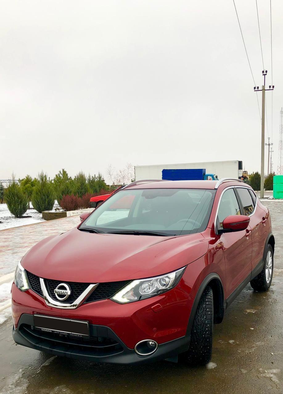 Выкуп авто в Ростове Nissan Qashqai 2017 г.